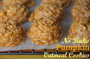 No_bake_pumpkin_cookies