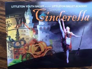 Cinderella brochure